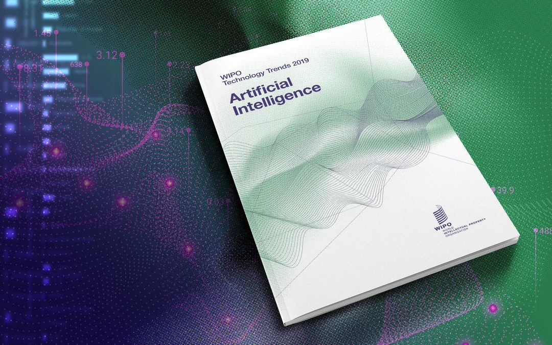 WIPO Technology Trends report on artificial intelligence